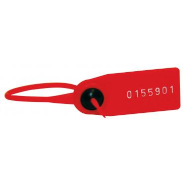 "OneSeal - Assure 35"" Adjustable Plastic Seal (1000/box) - ASSURE-35"